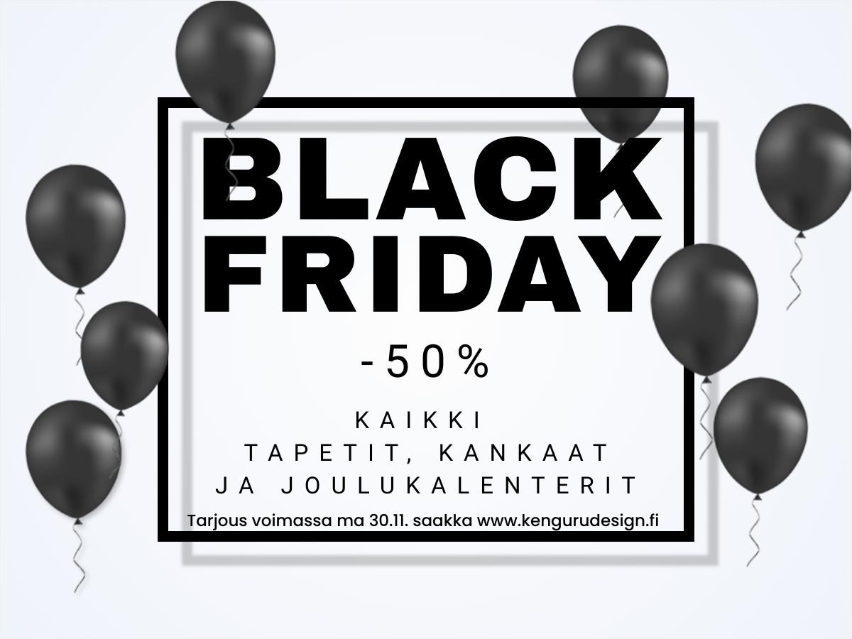 Black Friday Huonekalut